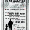 To my granddaughter once upon a time there was a little girl who stole my heart she called me dad fleece blanket 1