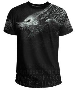Viking Fenrir 3D All Over Print shirt