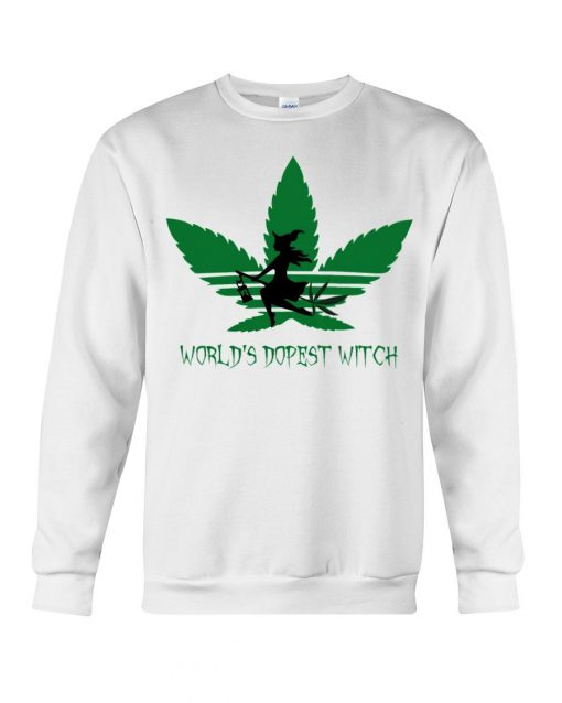 World's Dopest Witch Sweatshirt