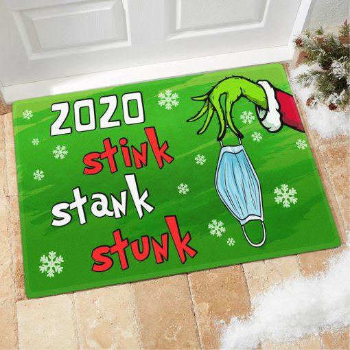 2020 Stink Stank Stunk Doormat 1