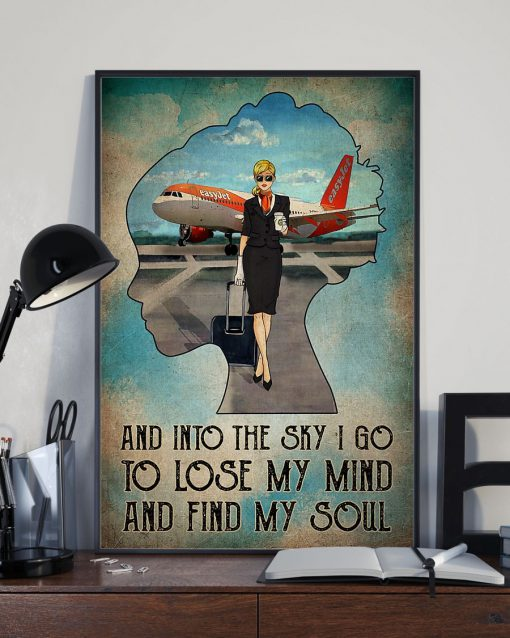 And into the sky I go to lose my mind and find my soul poster2