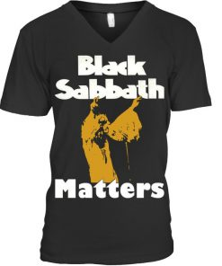 Black Sabbath Matters v-neck
