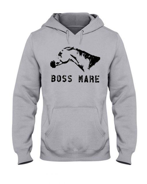 Boss Mare Horse Hoodie