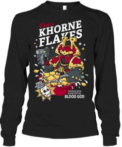Chaos Khorne Flakes long sleeve
