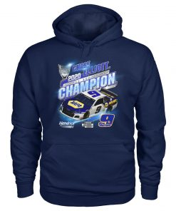 Chase Elliott 2020 Nascar Cup Series Champion Hoodie