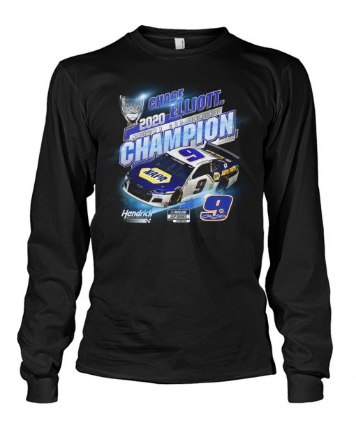 Chase Elliott 2020 Nascar Cup Series Champion Long sleeve