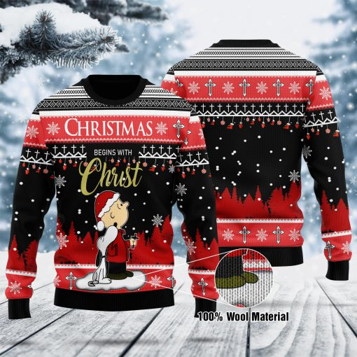 Cute I am Adore me you must Ugly Christmas Sweaters4