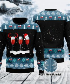 Cute I am Adore me you must Ugly Christmas Sweaters5