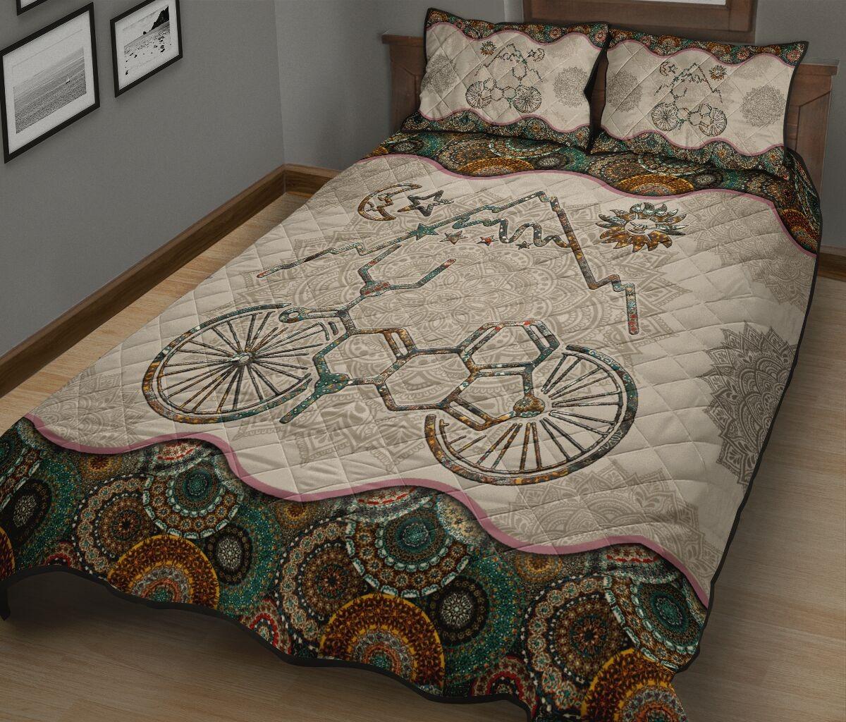 Cycling Bedding Sets1