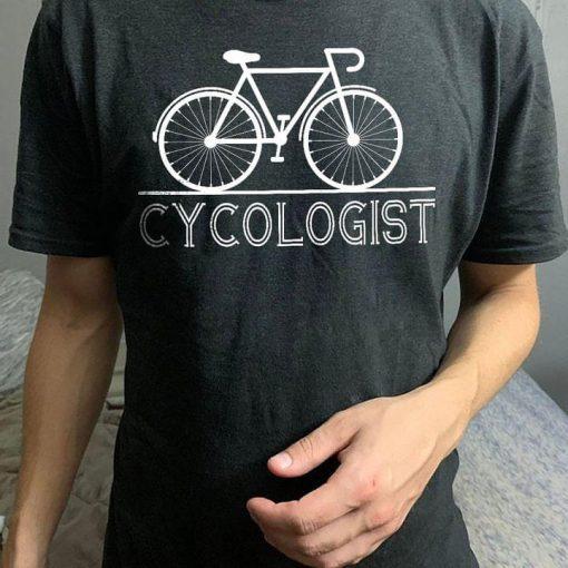 Cycologist shirt