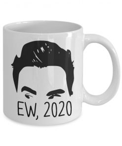 David Rose Schitt's Creek Ew 2020 mug 2