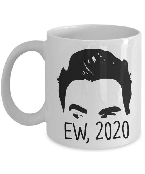 David Rose Schitt's Creek Ew 2020 mug
