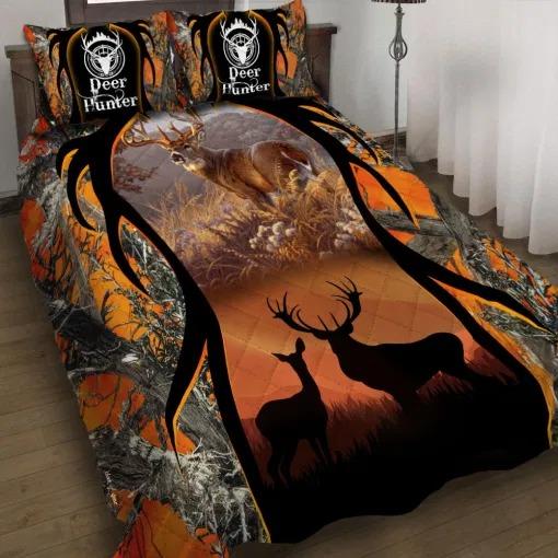 Deer Hunting Bedding Set 1