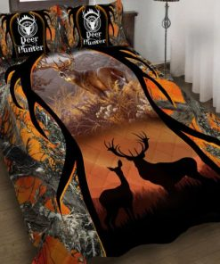 Deer Hunting Bedding Set