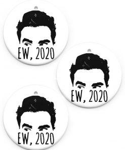 Ew 2020 David Ornament
