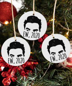 Ew 2020 David Ornament2