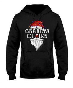 Grandpa Claus Christmas Hoodie