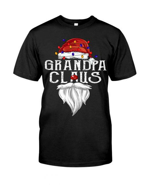 Grandpa Claus Christmas T-Shirt