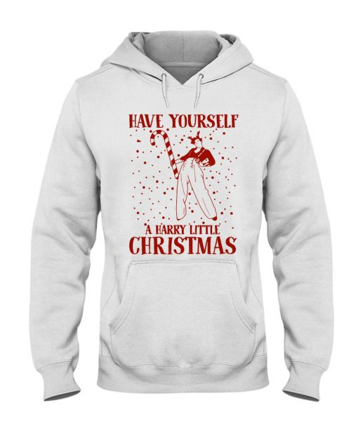 Have yourself A harry little christmas Hoodie