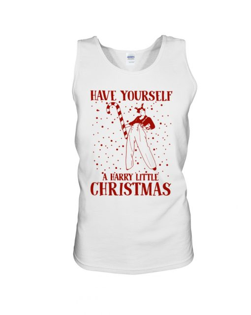 Have yourself A harry little christmas Tank top