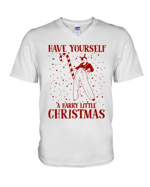 Have yourself A harry little christmas V-neck