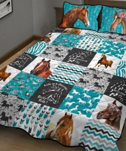 Horse bedding set1