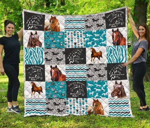Horse bedding set2