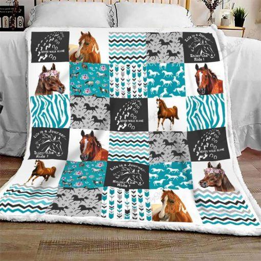 Horse bedding set3
