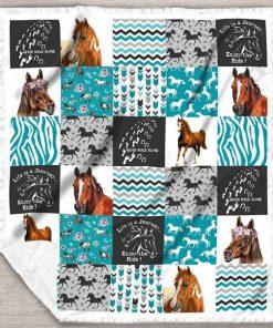 Horse bedding set4