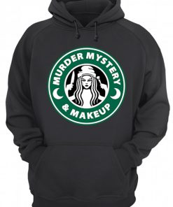 Murder Mystery and Makeup hoodie