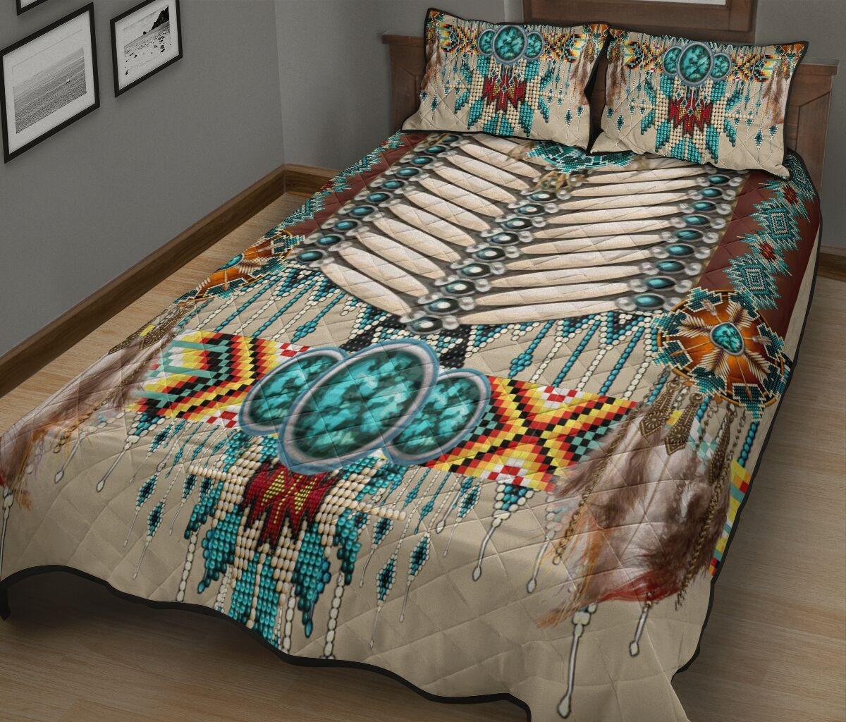 Native American Pattern Bedding Sets 1