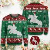 Oh What Fun It Is To Ride Ugly Christmas Sweater