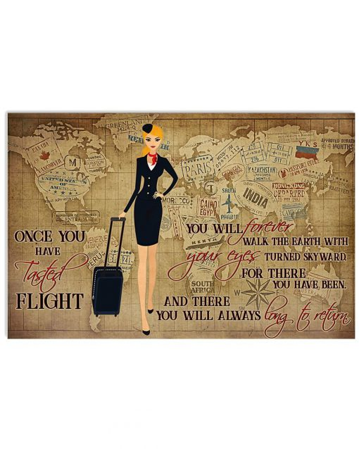 Once you have tasted flight You will forever walk the earth with your eyes turned skyward poster