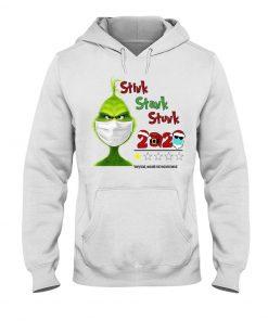 Stink Stank Stunk Grinch 2020 Christmas Hoodie