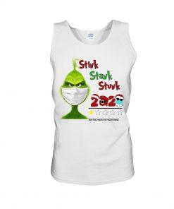 Stink Stank Stunk Grinch 2020 Christmas tank top