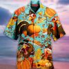 Turkey Autumn Hawaiian Shirt