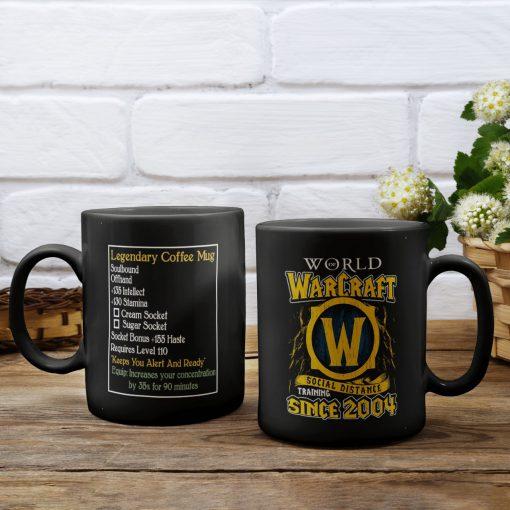 World Of Warcraft Legendary Coffee Mug
