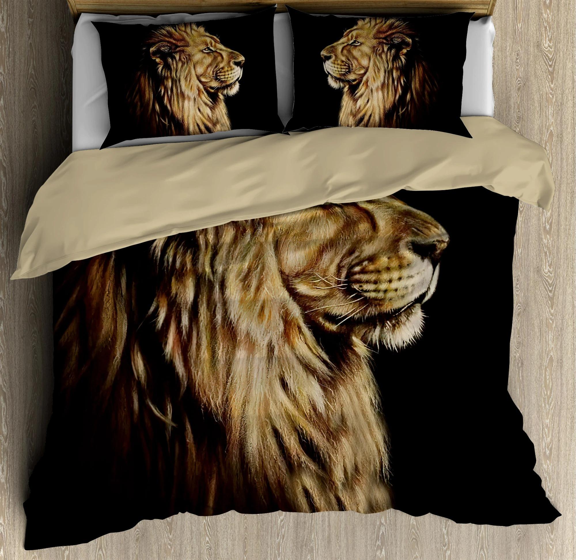 Lion King Portrait Bedding Set2