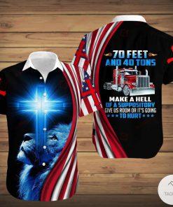 70 Feet And 40 Tons Make A Hell Of A Suppository 3D hoodies, Hawaiian Shirt, Sweatshirt2