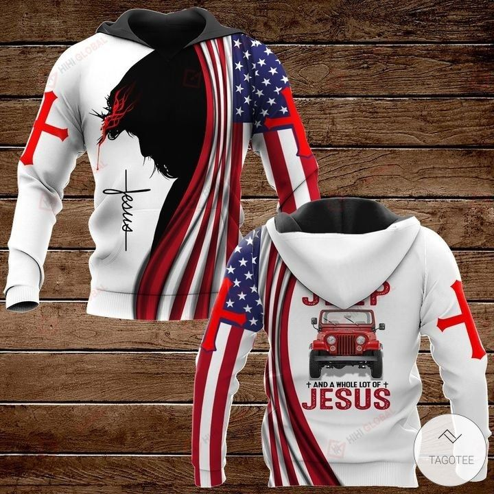 All I Need Today is A Little Bit of Jeep and A Whole Lot of Jesus Hawaiian shirt, hoodies and sweatshirt2
