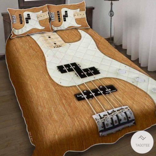 Bass Guitar Bedding Sets