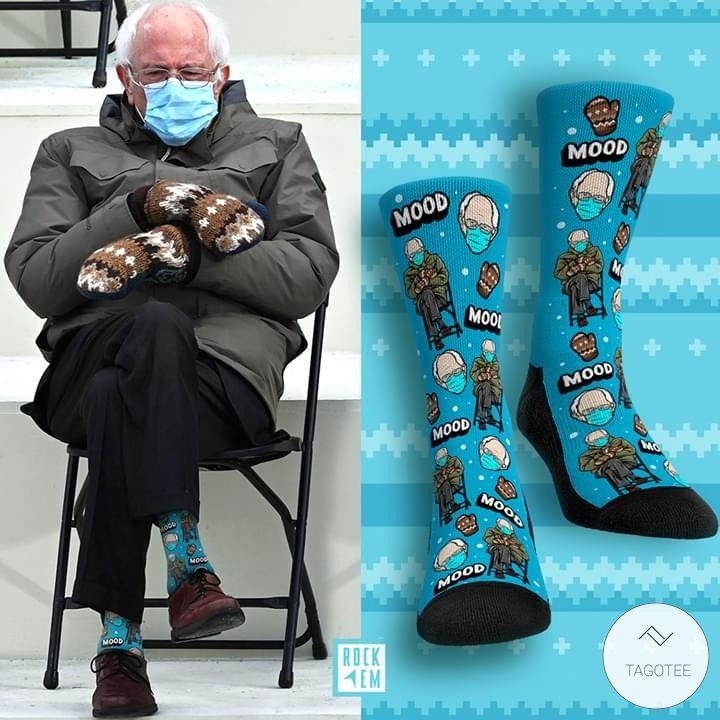 Bernie Sanders Socks2