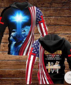 Carpenter A Child Of God A Man Faith A Warrior Of Christ 3D hoodies, Sweatshirt, Hawaiian Shirt2
