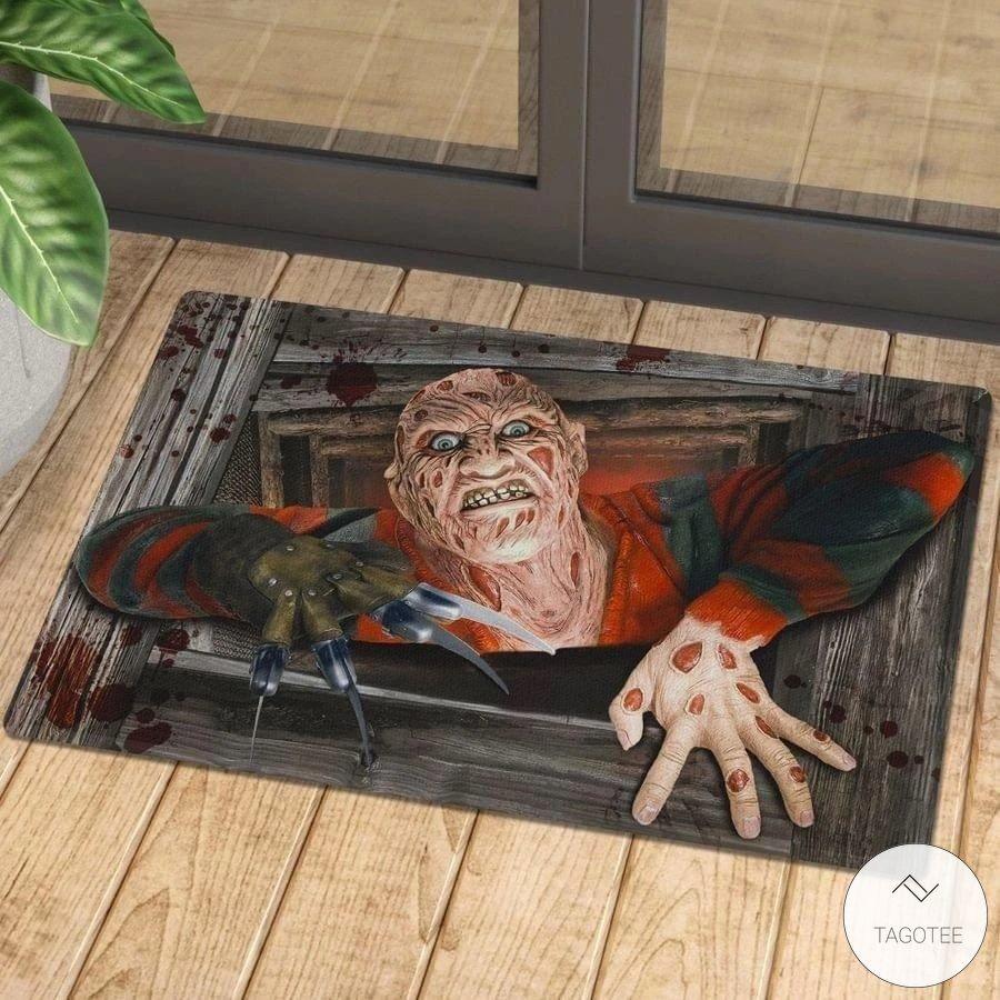 Freddy Krueger Doormat_result