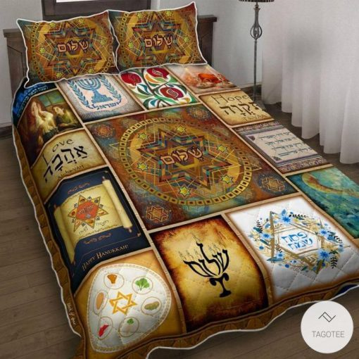 Jewish Culture Bedding Sets_result