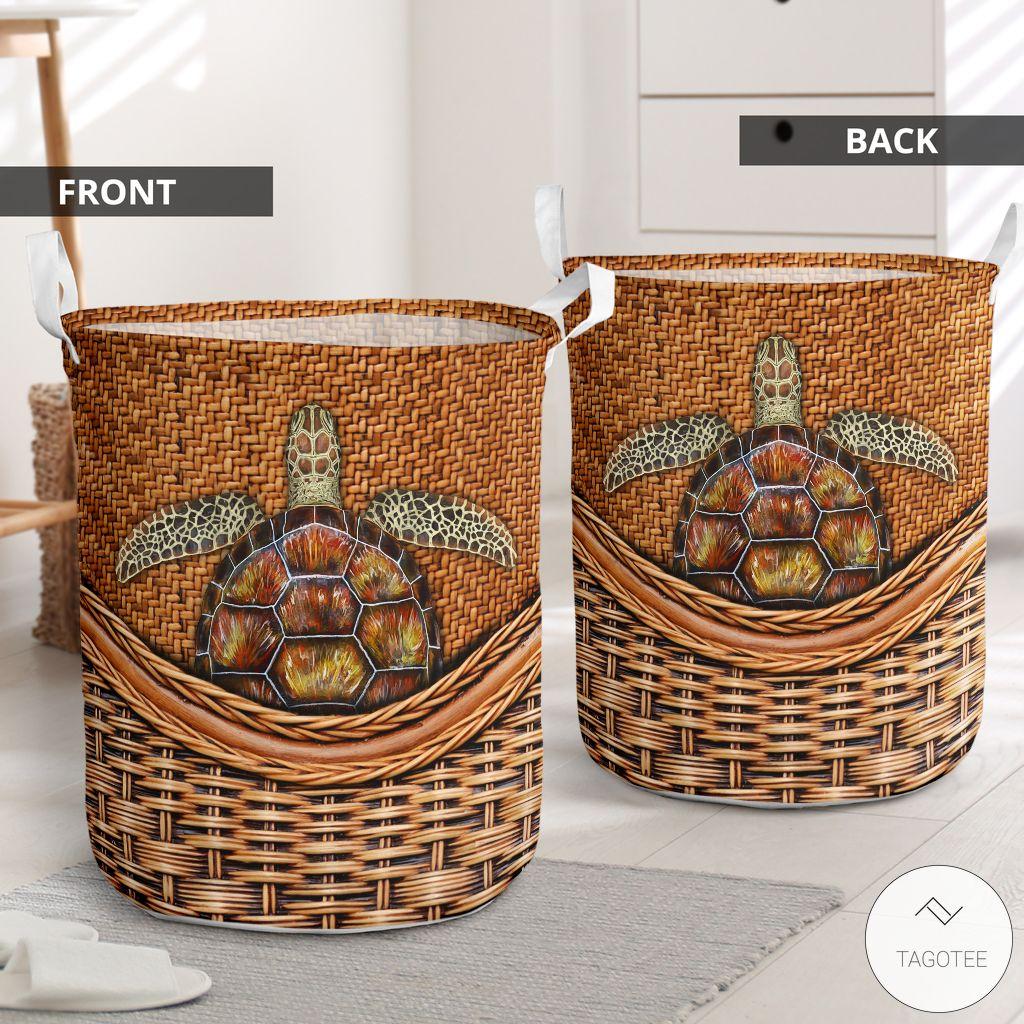 Turtle Laundry Basket3