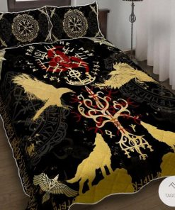 Viking Pattern Bedding Sets_result