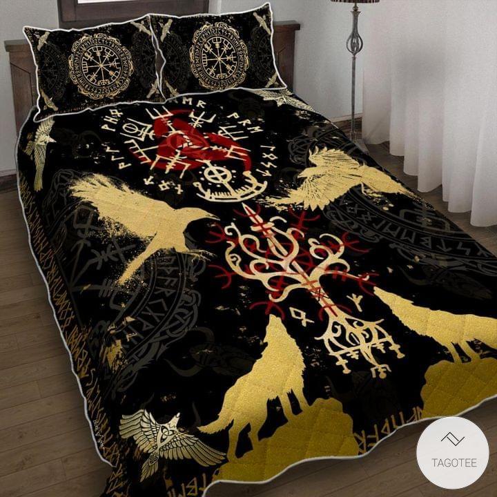 Viking Pattern Bedding Sets_result