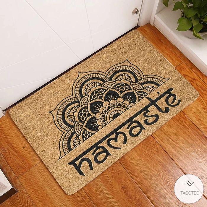Yoga Namaste Doormat