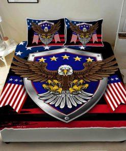 American Patriotism Eagle Bedding Sets